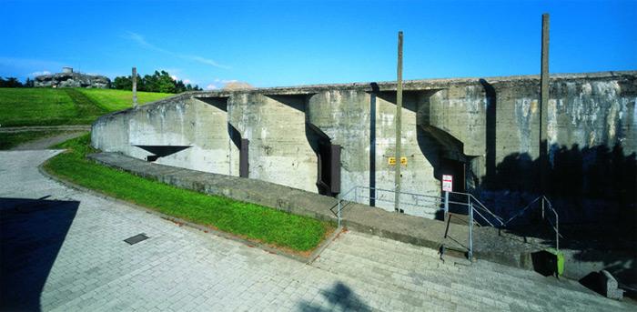 Ubytovací areál Čapkův statek   Zajímavosti v okolí   Pevnost Dobrošov